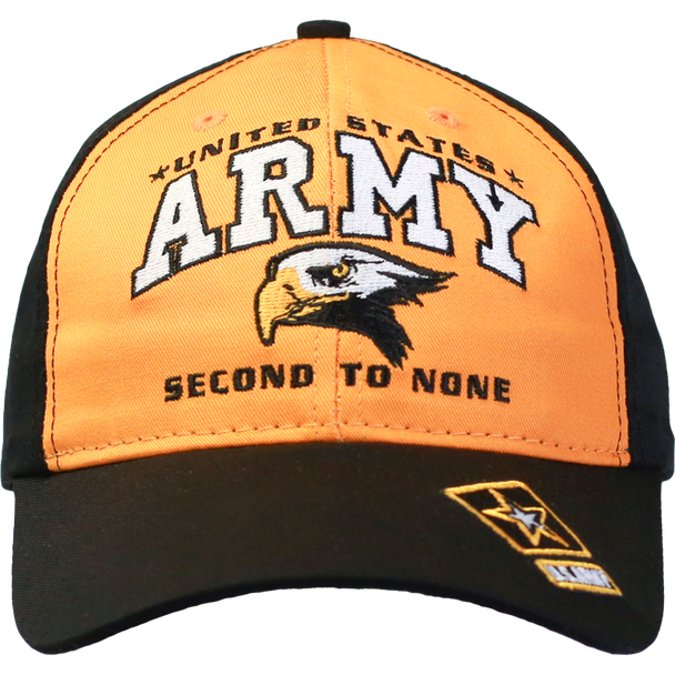 26269 - Made In USA Military Hat - U.S. Army - Second to None