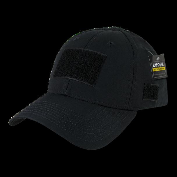 T77 - Tactical Ripstop Cap - Black