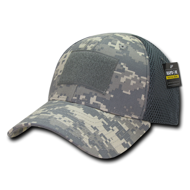 T81 - Tactical Cap - Air Mesh Flex - Universal Digital Camo