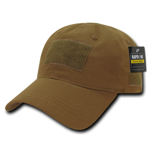 T79 - Tactical Cap - Relaxed Cotton - Coyote