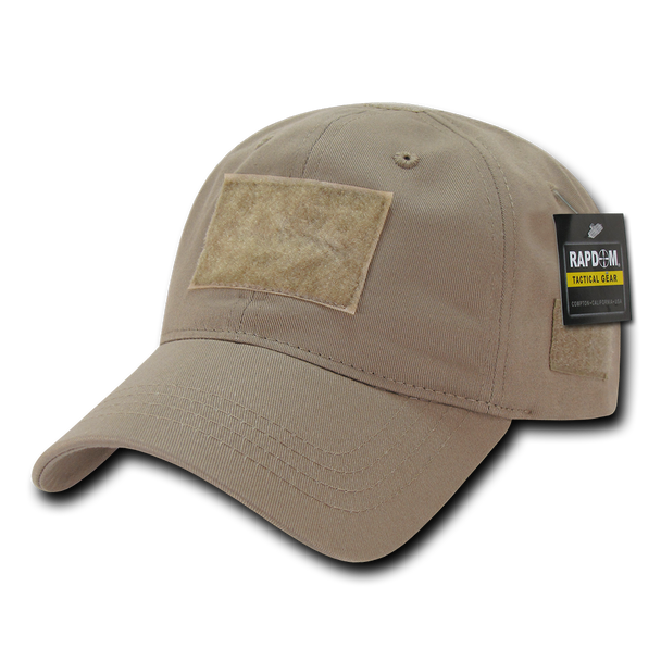 T79 - Tactical Cap - Relaxed Cotton - Khaki
