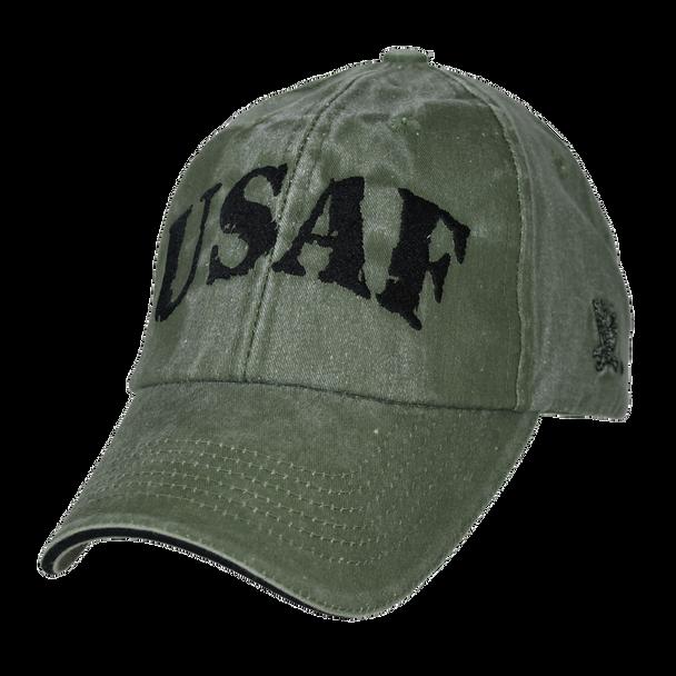 5580 - U.S. Air Force Cap - Cotton - OD Green