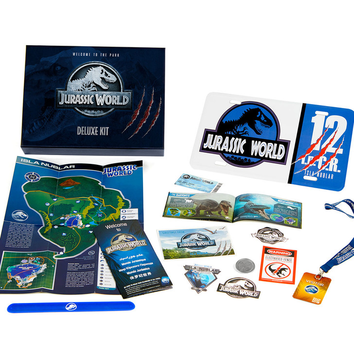 Jurassic World Deluxe Welcome Kit