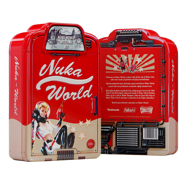 FALLOUT / NUKA WORLD - Welcome Kit