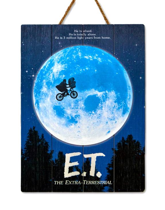 "ET  - WOODART 3D ""Moon"""