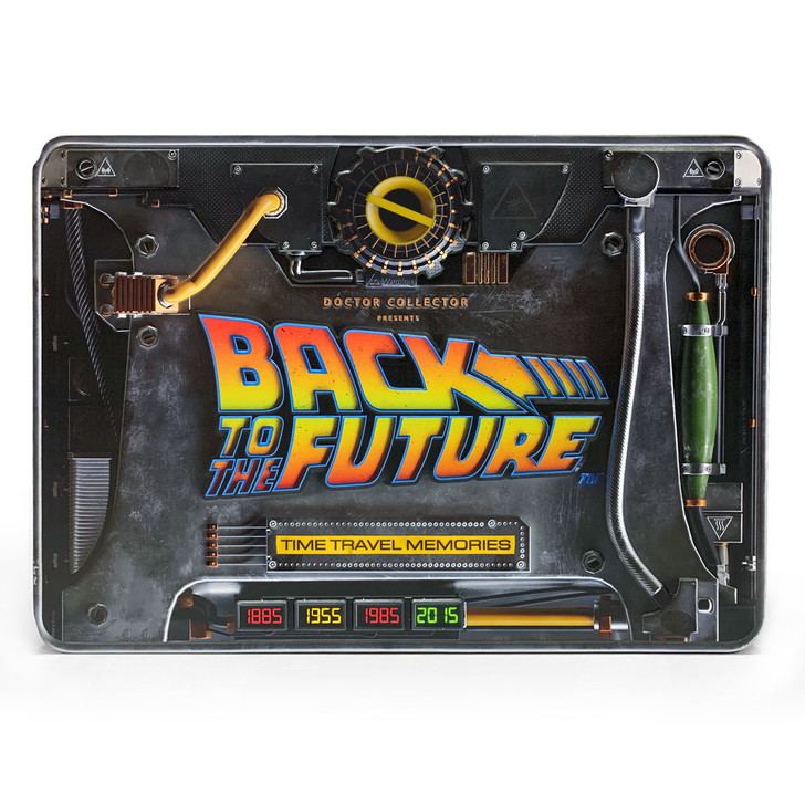 BACK TO THE FUTURE - Time Travel Memories