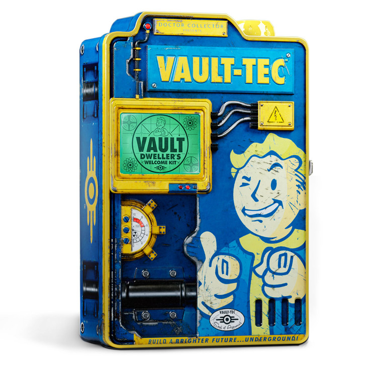 FALLOUT /  Vault Dweller's Welcome Kit - LIMITED EDITION!