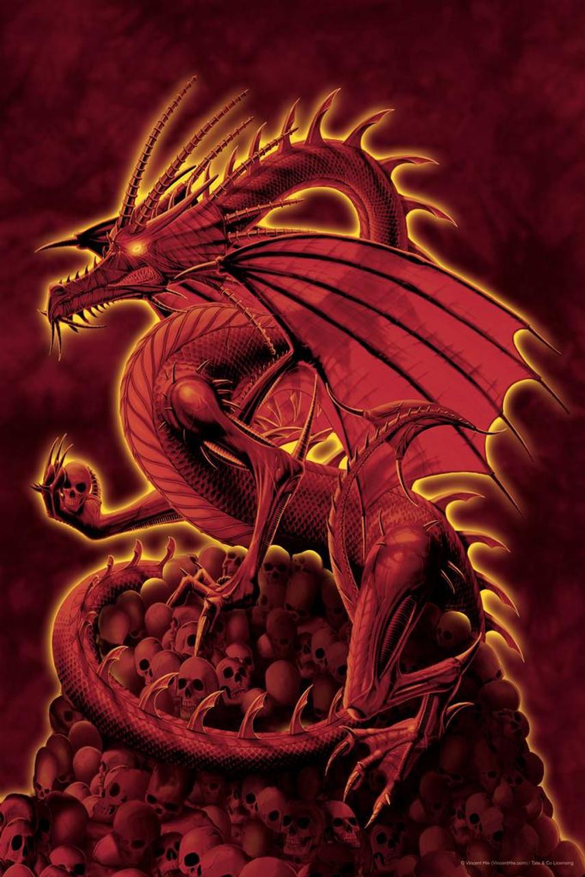 Fantasy Dragon Human Art
