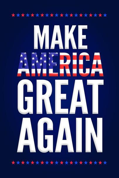 Make America Great Again Trump Campaign Cool Wall Decor ...