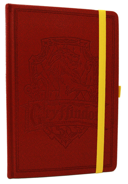 Harry Potter Gryffindor House Deluxe Journal Notebook 6x8