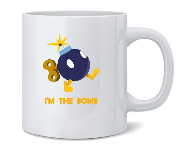 Im The Bomb Funny Gamer Coffee Mug Tea Cup 12 oz