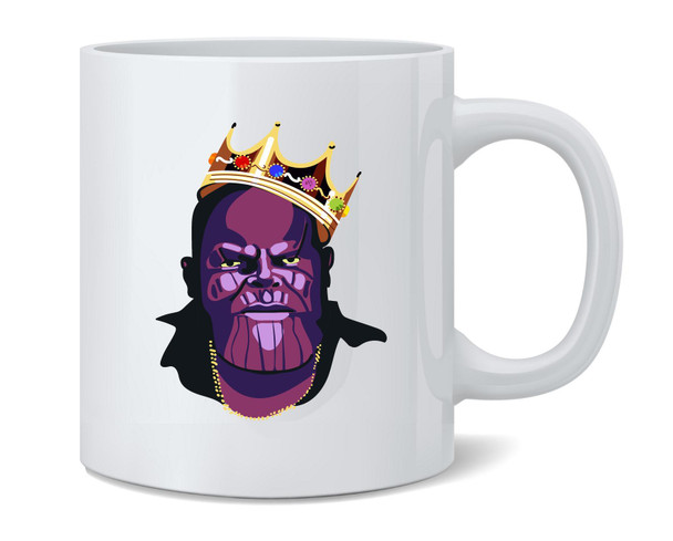 The Notorious Mad Titan Funny Awesome Coffee Mug Tea Cup 12 oz