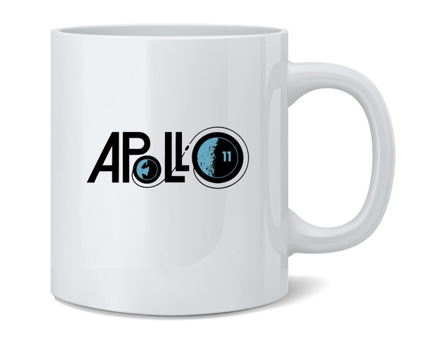NASA Approved Vintage Apollo 11 Moon Landing 1969 Coffee Mug Tea Cup 12 oz