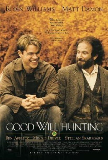 Good Will Hunting Movie Poster 24x36 inch