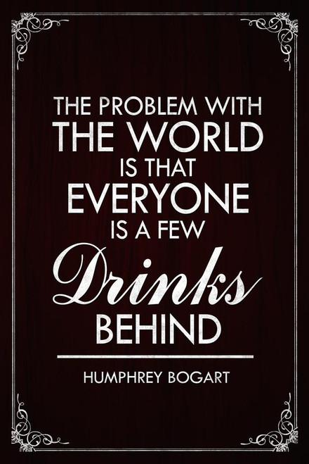 24x36 POSTER PRINT OF HUMPHREY BOGART