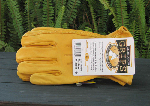 Leather Gloves Wells Lamont