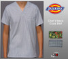 Dickies Chef Unisex V-Neck Cook Shirt