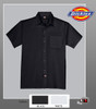 Dickies Chef Snap Front Cook Shirt
