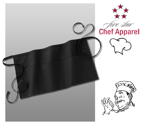 Five Star Chef's Apparel Unisex Waist Apron