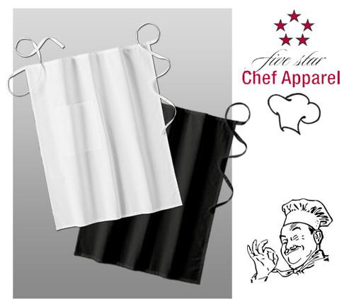 Five Star Chef's Apparel Long Bistro Apron