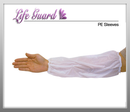 LIFE GUARD PE Sleeves - 100 Pc / Bg