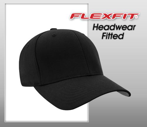 Flexfit Fitted Coton Blend Cap