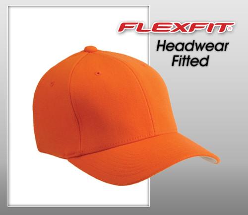 Flexfit Headwear Wool Blend Cap