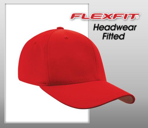 Flexfit V-Flex Fitted Twill Cap