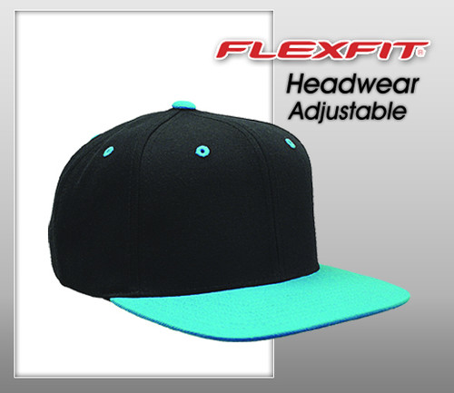 Flexfit Classic Shape Snapback 2 - Tone