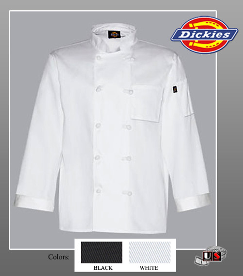 Dickies Chef Francesco Classic Chef Coat