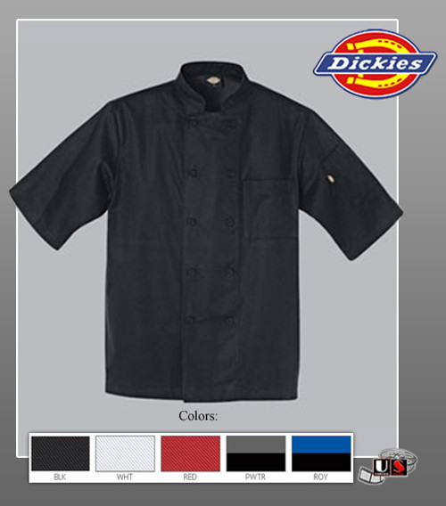Dickies Chef Cool Breeze Chef Coat