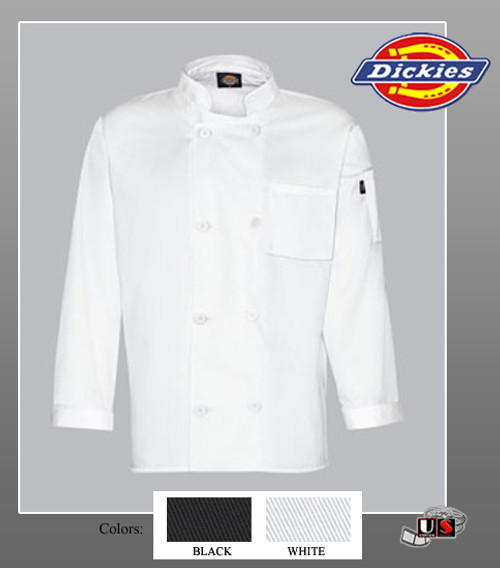 Dickies Chef The 8 Button Chef Coat