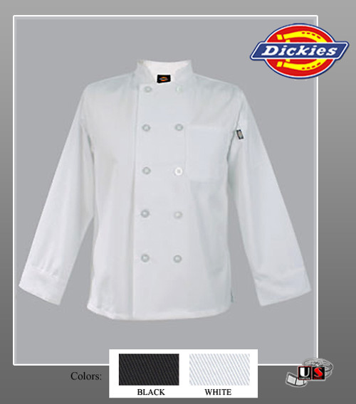 Dickies Chef Bettina Womens Chef Coat