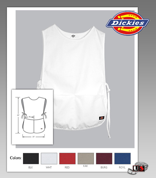 Dickies Chef Cobbler Two Pockets Apron
