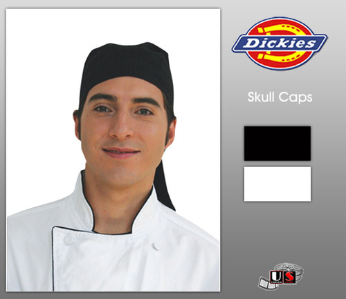 Dickies Chef Scull Caps