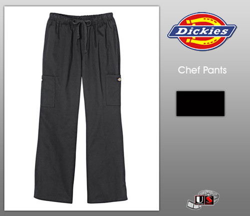 Dickies Women Chef Pant