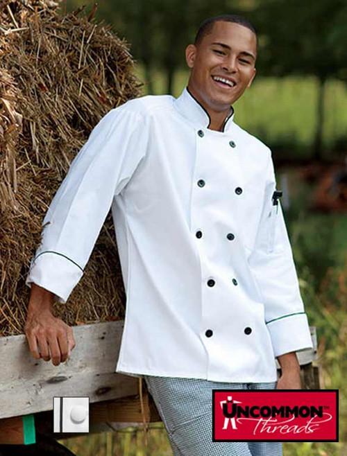 Uncommon Threads Madrid  Chef Coat
