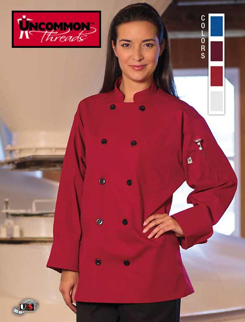 Uncommon Threads Morrocan Chef Coat