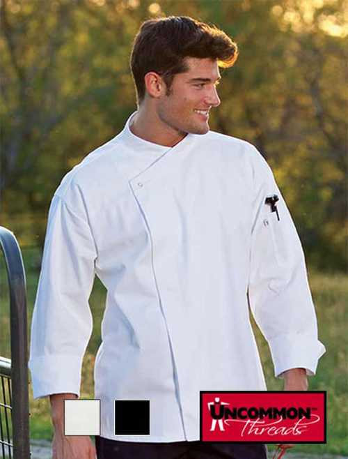 Uncommon Threads Santorini Chef Coat