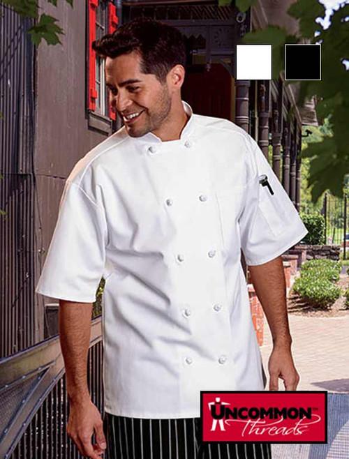Uncommon Threads Monterey Chef Coat