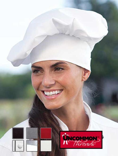 Uncommon Threads Chef Hat Twill