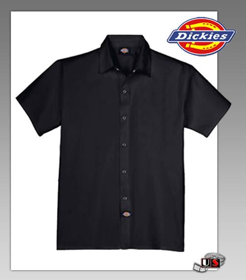 Dickies Chef No Pocket Cook Shirt