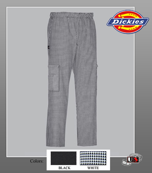 Dickies Chef Double Zip Cargo Pant