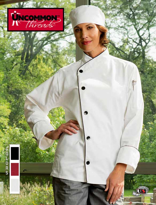 UNCOMMON THREAD PANAMA Chef Coat