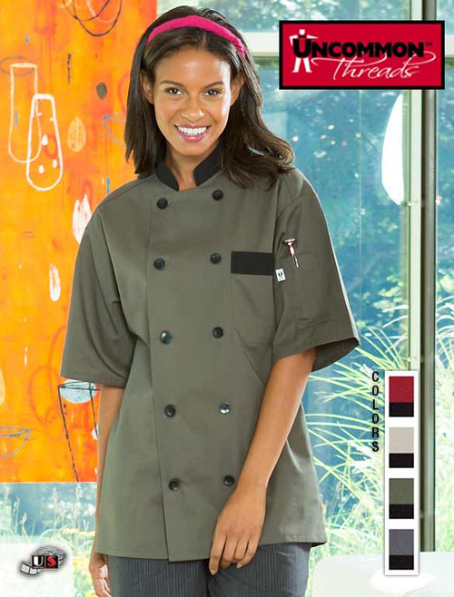 Uncommon Threads BRISTOL Chef Coat