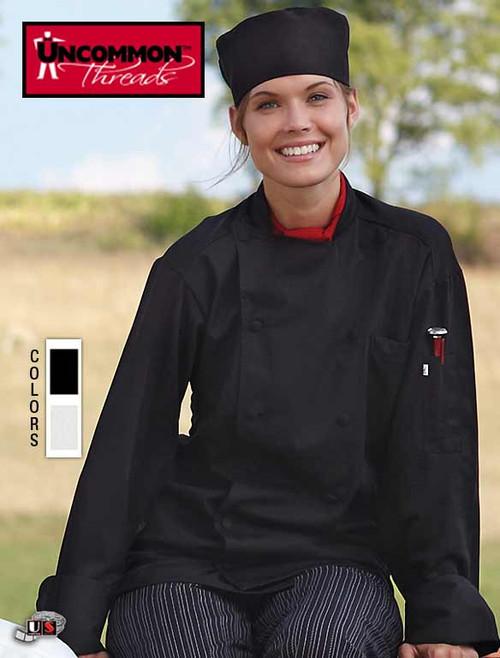 Uncommon Threads BARBADOS Chef Coat