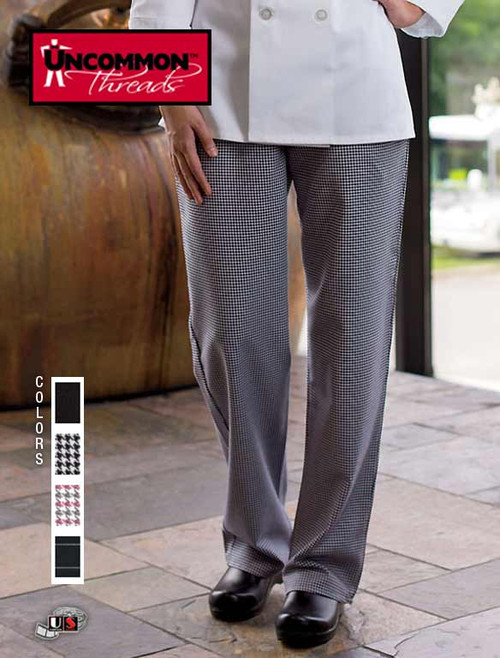 Uncommon Threads WOMEN'S Chef Pant