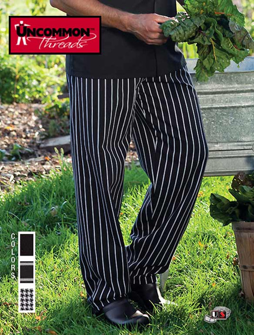 Uncommon Threads TRADITIONAL Chef Pant