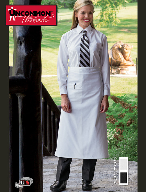 Uncommon Threads INSET POCKET BISTRO Apron