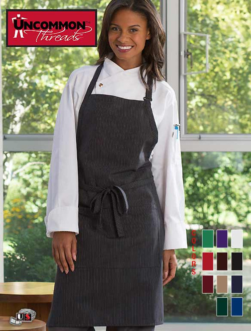Uncommon Threads ADJUSTABLE BUTCHER Apron